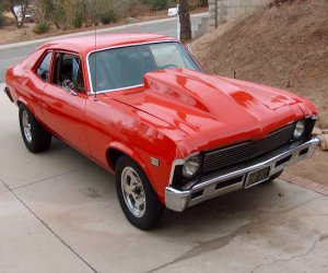 Image of a 1968 Chevrolet nova