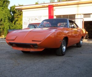 Image of a 1970 Plymouth Super Bird