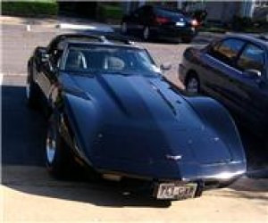 Image of a 1977 Chevrolet Corvette