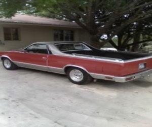 Image of a 1978 Chevrolet El Camino