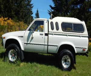 Image of a 1981 Toyota Pickup SR5