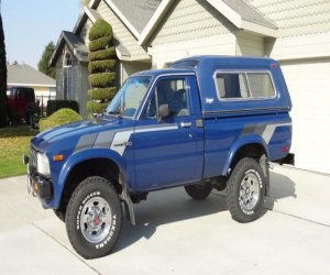 Image of a 1983 Toyota Pickup SR5