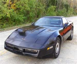 Image of a 1985 Chevrolet Corvette