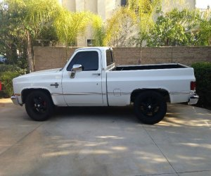 Image of a 1986 Chevrolet C10