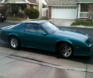 Image of a 1991 Chevrolet Camaro RS