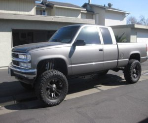 Image of a 1994 Chevrolet CK Pickup 1500