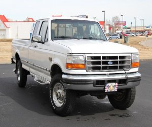 Image of a 1996 Ford F250