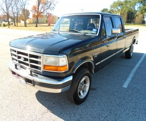 Image of a 1996 Ford F350