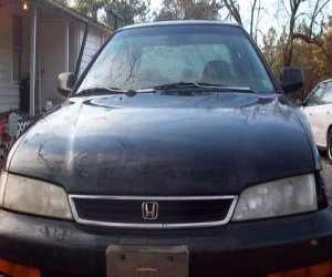 Image of a 1996 Honda Accord EX