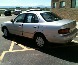 Image of a 1996 Toyota camry