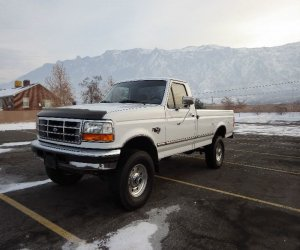 Image of a 1997 Ford F350
