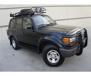 Image of a 1997 Toyota Land Cruiser