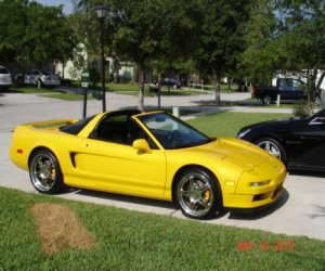 Acura  on Image Of A 1998 Acura Nsx T