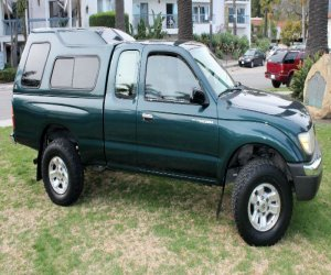 Image of a 1998 Toyota Tacoma