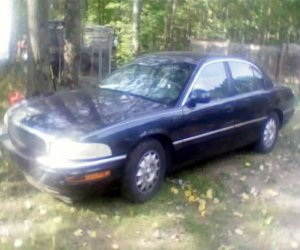 Image of a 1999 Buick Park Avenue