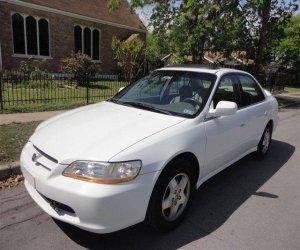 Image of a 1999 Honda Accord