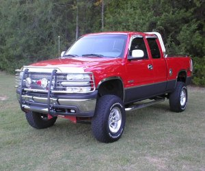 Image of a 2000 Chevrolet Silverado 1500