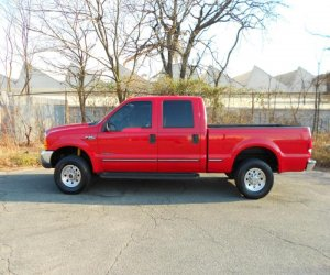 Image of a 2000 Ford F250