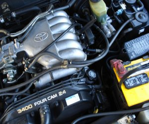 Image of a 2000 Toyota 4 runner