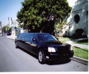 Image of a 2001 Cadillac Deville