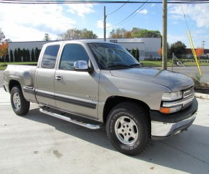 Image of a 2001 Chevrolet Silverado