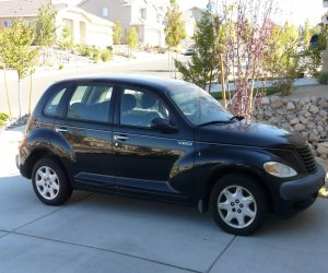 Image of a 2001 Chrysler Pt Cruiser
