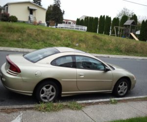 Image of a 2001 Dodge Stratus