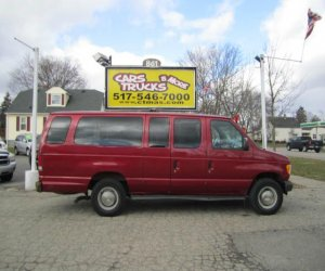 Image of a 2001 Ford Econoline