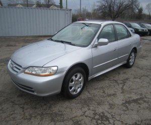 Image of a 2001 Honda accord