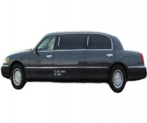 Image of a 2001 Lincoln Towncar