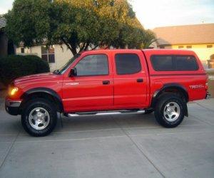 Image of a 2001 Toyota Tacoma