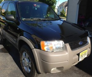 Image of a 2002 Ford ESCAPE