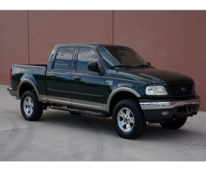 Image of a 2002 Ford F150