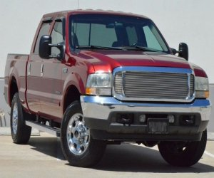 Image of a 2002 Ford F250