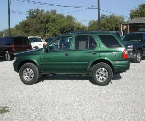 Image of a 2002 Isuzu RODEO LS 4X4