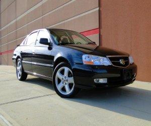 Image of a 2003 Acura Sedan