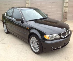 Image of a 2003 BMW 3 Series XI