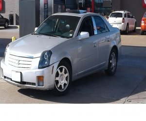 Image of a 2003 Cadillac CTS