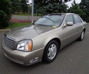 Image of a 2003 Cadillac DEVILLE