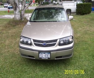 Image of a 2003 Chevrolet Impala LS