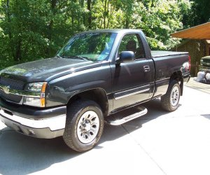 Image of a 2003 Chevrolet Silverado 1500