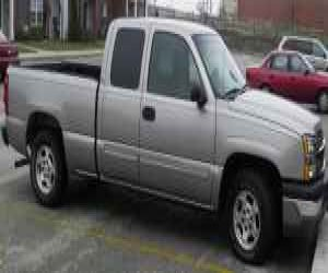 Image of a 2003 Chevrolet Silverado