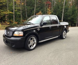 Image of a 2003 Ford F150