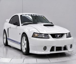 Image of a 2003 Ford Mustang