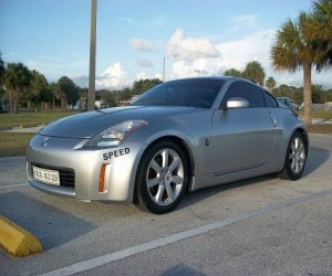 Image of a 2003 Nissan 350Z