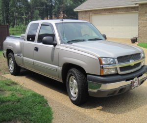 Image of a 2004 Chevrolet C1500 LS 2WD
