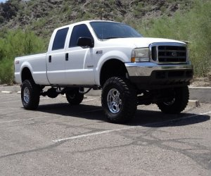 Image of a 2004 Ford F350