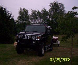 Image of a 2004 Hummer HUMMER 2