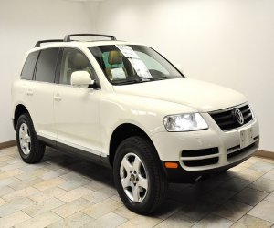 Image of a 2004 Volkswagen Touareg