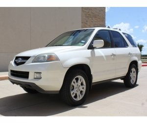 Image of a 2005 Acura MDX